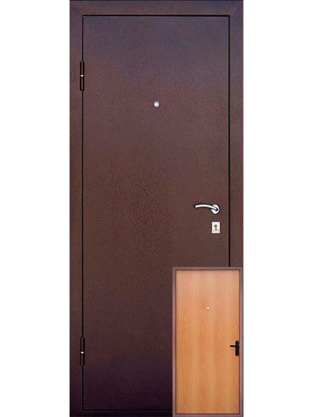 Входная дверь Уральские двери УД-51 (Миланский орех)