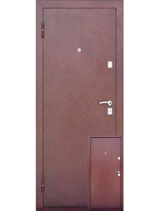 Уральские двери УД-70 Металл/Металл