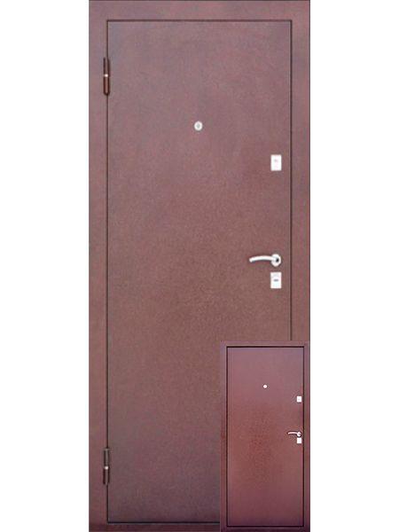 Входная дверь Уральские двери УД-70 Металл/Металл