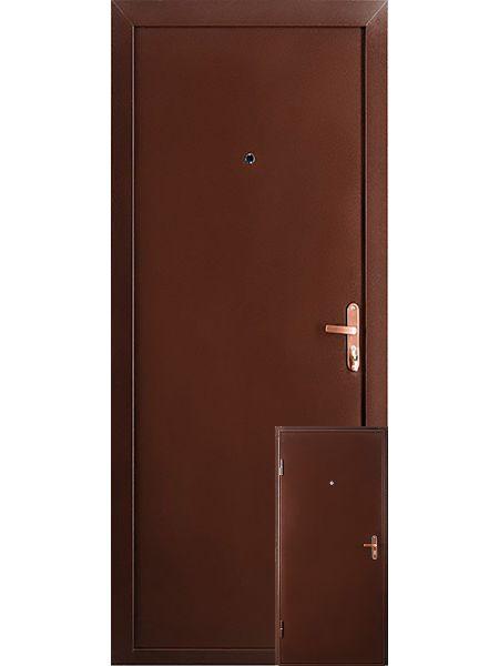 Входная дверь Valberg Профи IS (Медный антик)