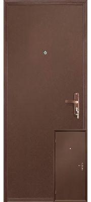Входная дверь Valberg Профи (Медный антик)