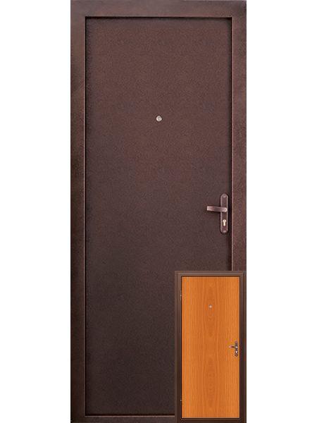 Входная дверь Valberg Рондо (Миланский орех)