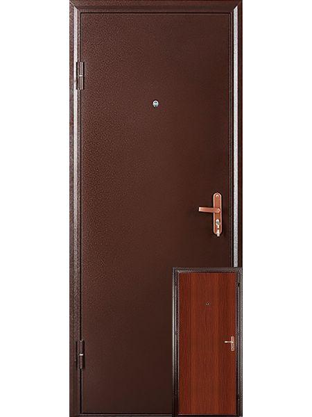 Входная дверь Valberg Спец (Итальянский орех)