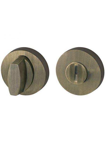 Ручка поворотная Armadillo WC-BOLT BK6/URB АВ-7 (Бронза)