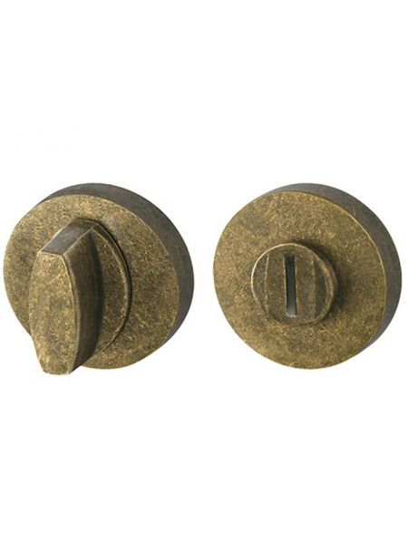 Ручка поворотная Armadillo WC-BOLT BK6/URB OB-13 (Античная бронза)